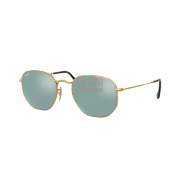 Occhiali Ray Ban RB 3548N 001/30 54/21/145 HEXAGONAL