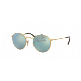 Occhiali Ray Ban RB 3447N 001/30 50/21/145 ROUND METAL