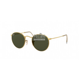 Occhiali Ray Ban RB 3447 001 53/21/145 ROUND METAL