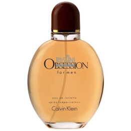 CALVIN KLEIN OBSESSION UOMO EDT 125 ML SPRAY TESTER