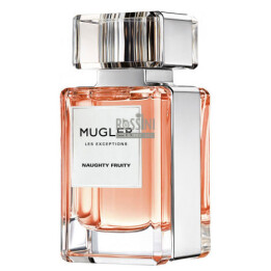 MUGLER LES EXCEPTIONS NAUGHTY FRUITY UNISEX EDP 80 ML TESTER