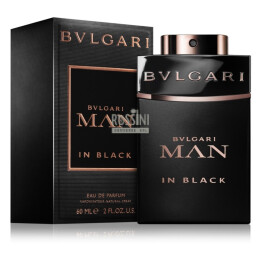 BULGARI MAN IN BLACK UOMO EDP 60 ML SPRAY INSCATOLATO