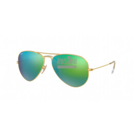 Occhiali Ray Ban RB 3025 112/19 55/14/135 AVIATOR LARGE METAL