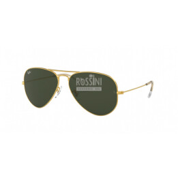 Occhiali Ray Ban RB 3025 001 62/14/140 AVIATOR LARGE METAL
