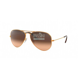 Occhiali Ray Ban RB 3025 9001A5 55/14/135 AVIATOR LARGE METAL