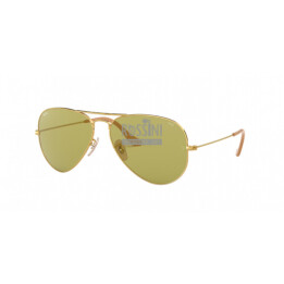 Occhiali Ray Ban RB 3025 90644C 55/14/135 AVIATOR LARGE METAL