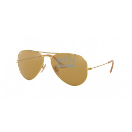 Occhiali Ray Ban RB 3025 90644I 55/14/135 AVIATOR LARGE METAL
