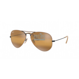 Occhiali Ray Ban RB 3025 9153AG 55/14/135 AVIATOR LARGE METAL