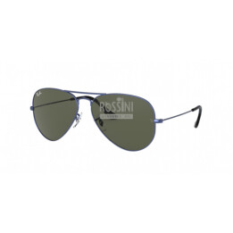 Occhiali Ray Ban RB 3025 918731 55/14/135 AVIATOR LARGE METAL