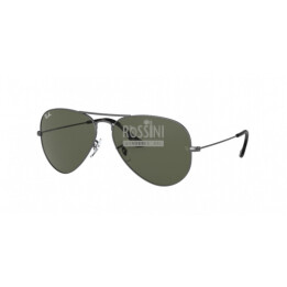 Occhiali Ray Ban RB 3025 919031 55/14/135 AVIATOR LARGE METAL