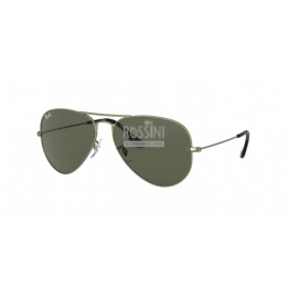 Occhiali Ray Ban RB 3025 919131 55/14/135 AVIATOR LARGE METAL