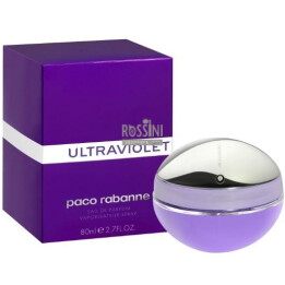 PACO RABANNE ULTRAVIOLET DONNA EDT 80 ML INSCATOLATO