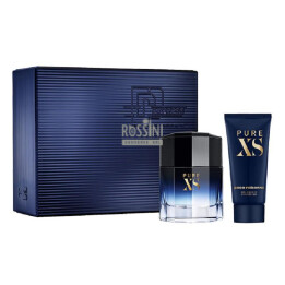 SET PACO RABANNE PURE XS UOMO EDT 100 ML + GEL DOCCIA 100 ML
