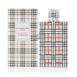BURBERRY BRIT DONNA EDP 100 ML INSCATOLATO
