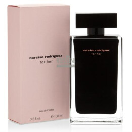 NARCISO RODRIGUEZ FOR HER DONNA EDT 100 ML SPRAY INSCATOLATO