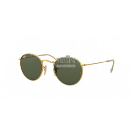 Occhiali Ray Ban RB 3447N 001 53/21/145 ROUND METAL