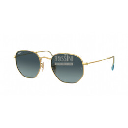 Occhiali Ray Ban RB 3548N 91233M 51/21/145 HEXAGONAL