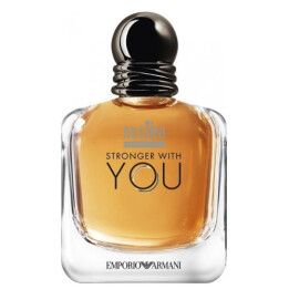 ARMANI STRONGER WITH YOU UOMO EDT 100 ML SPRAY TESTER
