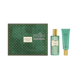 SET GUCCI MEMOIRE D'UNE ODEUR UNISEX EDP 100 ML + GEL DOCCIA 75ML
