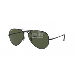 Occhiali Ray Ban RB 3689 914831 62/14/140 AVIATOR METAL II
