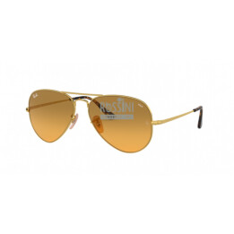 Occhiali Ray Ban RB 3689 9150AC 55/14/140 AVIATOR METAL II