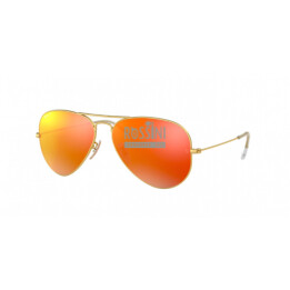 Occhiali Ray Ban RB 3025 112/4D 58/14/135 AVIATOR LARGE METAL