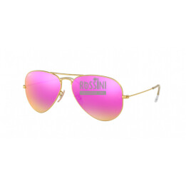 Occhiali Ray Ban RB 3025 112/4T 58/14/135 AVIATOR LARGE METAL
