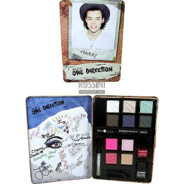 SET ONE DIRECTION MAKE UP HARRY 16 TRUCCHI ASSORTITI DONNA