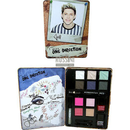 SET ONE DIRECTION MAKE UP NIALL 16 TRUCCHI ASSORTITI DONNA