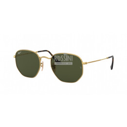 Occhiali Ray Ban RB 3548N 001/58 51/21/145 HEXAGONAL