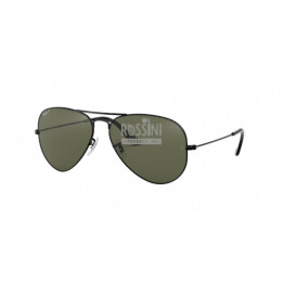 Occhiali Ray Ban RB 3025 002/58 55/14/135 AVIATOR LARGE METAL