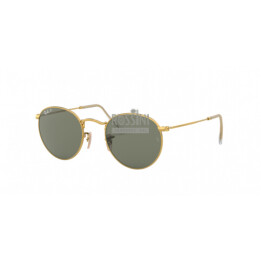 Occhiali Ray Ban RB 3447 001/58 50/21/145 ROUND METAL