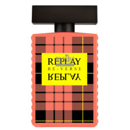 REPLAY SIGNATURE REVERSE DONNA EDT 100 ML SPRAY TSTER