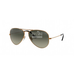 Occhiali Ray Ban RB 3025 197/71 55/14/135 AVIATOR LARGE METAL