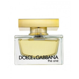 DOLCE & GABBANA THE ONE DONNA EDP 75 ML TESTER
