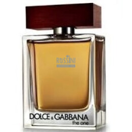 DOLCE & GABBANA THE ONE FOR MEN UOMO EDT 100 ML TESTER