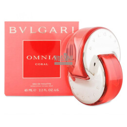 BULGARI OMNIA CORAL DONNA EDT 65 ML INSCATOLATO