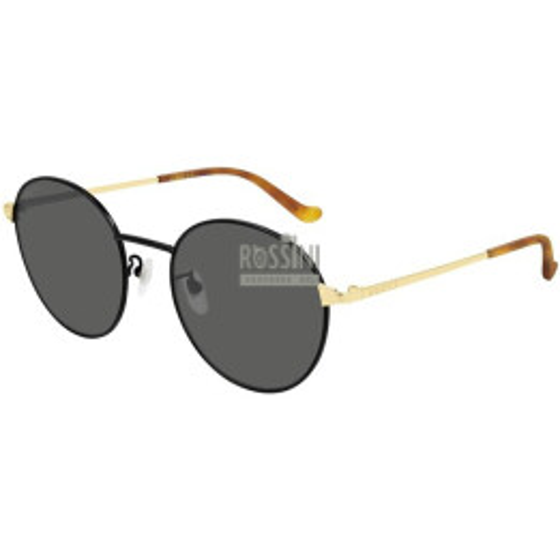 Occhiali Gucci GG0574SK 001-BLACK-GOLD-GREY 55/20/150