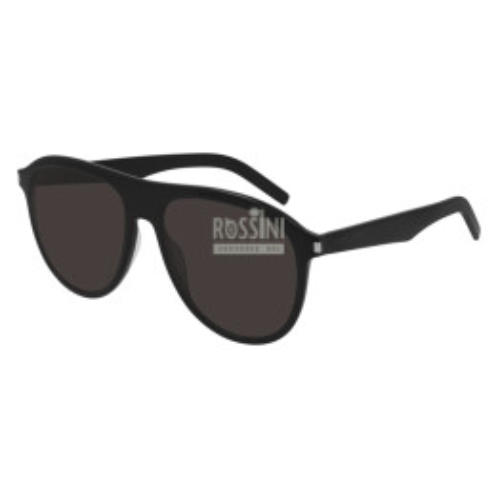 Occhiali Yves Saint Laurent SL 432SLIM 001-BLACK-BLACK-BLACK 57/17/150