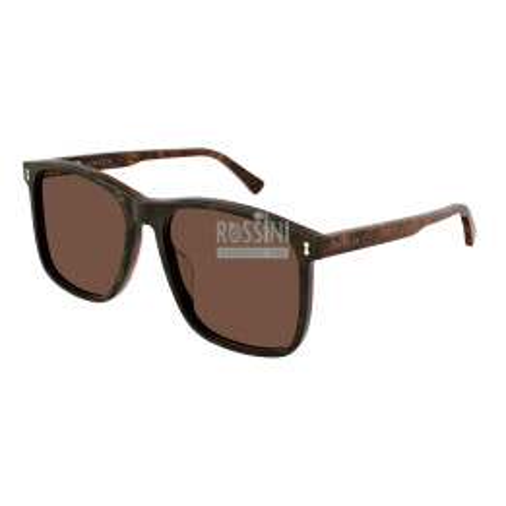 Occhiali Gucci GG1041S 003-BROWN-BROWN-BROWN 57/17/145