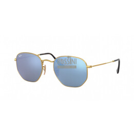 Occhiali Ray Ban RB 3548N 001/9O 48/21/140 HEXAGONAL