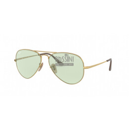 Occhiali Ray Ban RB 3689 001/T1 55/14/140 AVIATOR METAL II