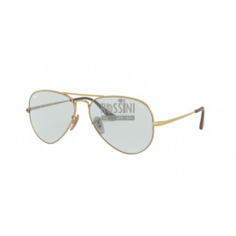 Occhiali Ray Ban RB 3689 001/T3 58/14/140 AVIATOR METAL II