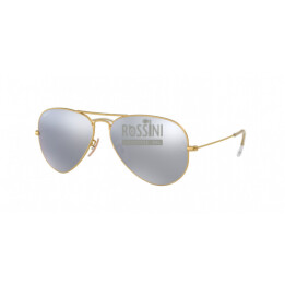 Occhiali Ray Ban RB 3025 112/W3 58/14/135 AVIATOR LARGE METAL