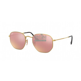 Occhiali Ray Ban RB 3548N 001/Z2 54/21/145 HEXAGONAL