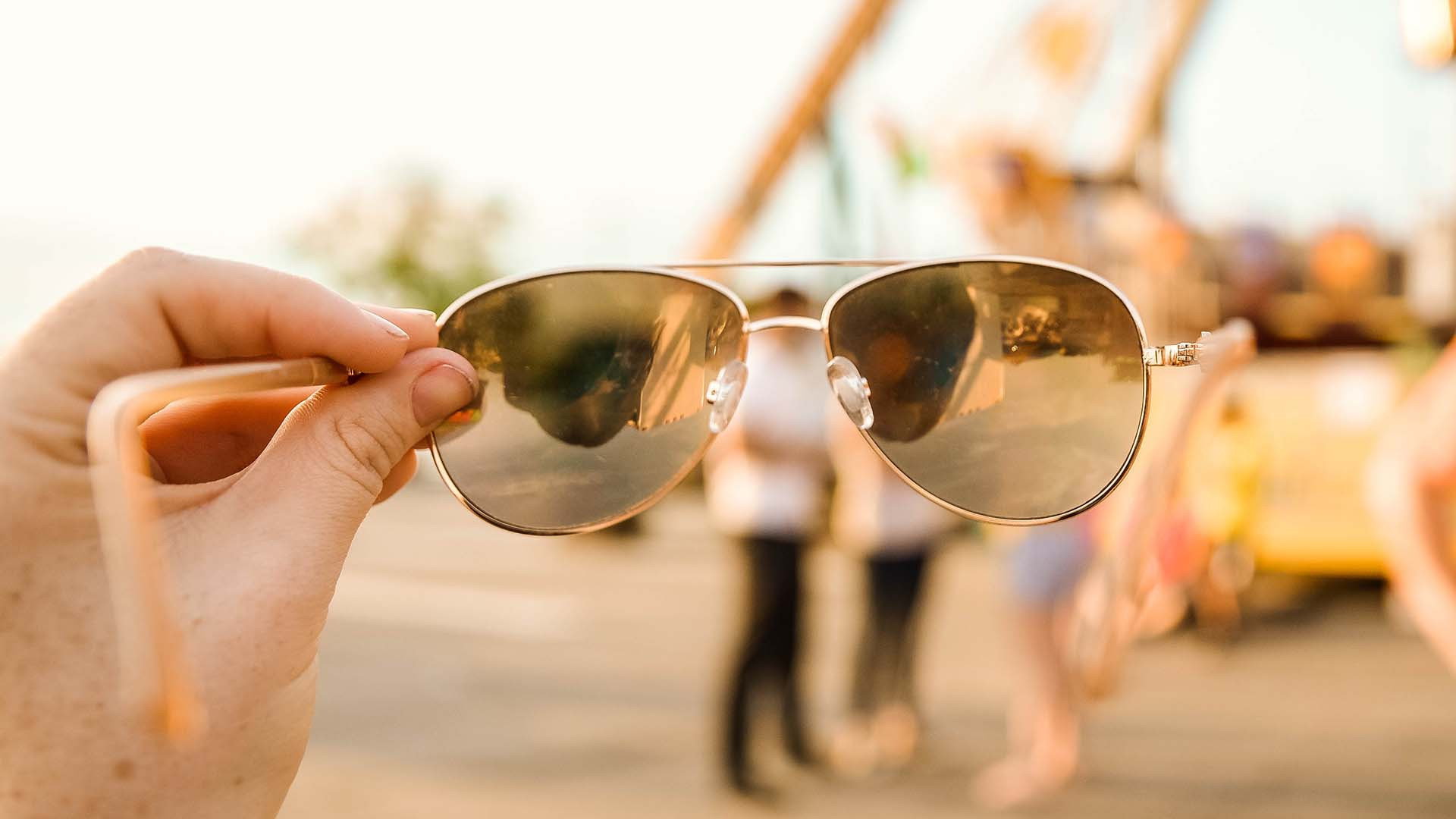 Occhiali da sole: come sceglierli con semplicità!